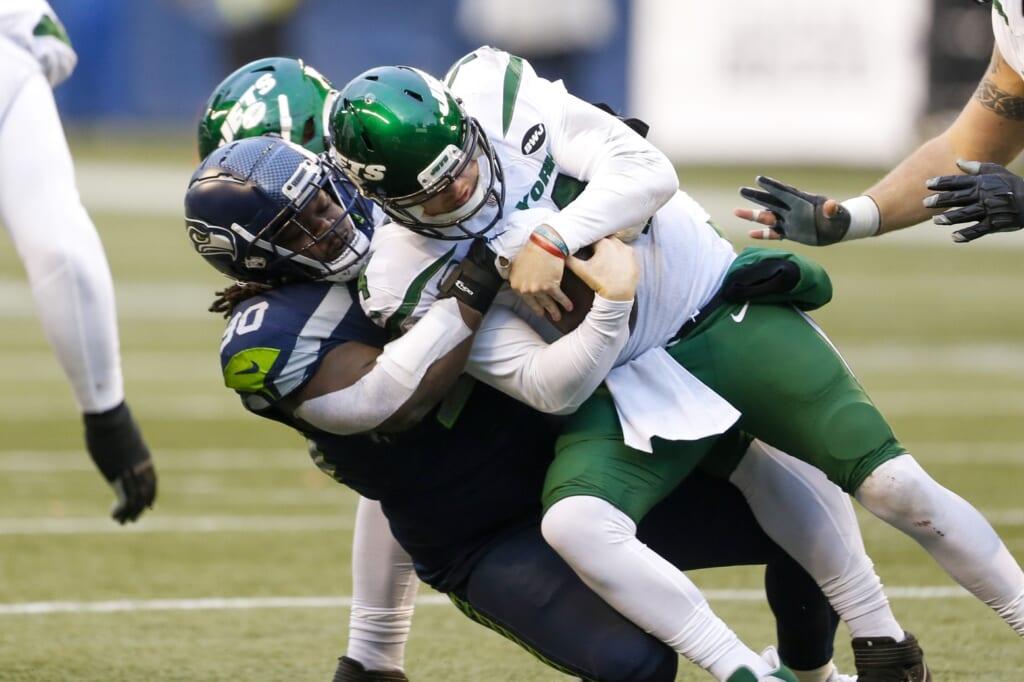 NFL Week 15: Jets-Rams, Sam Darnold
