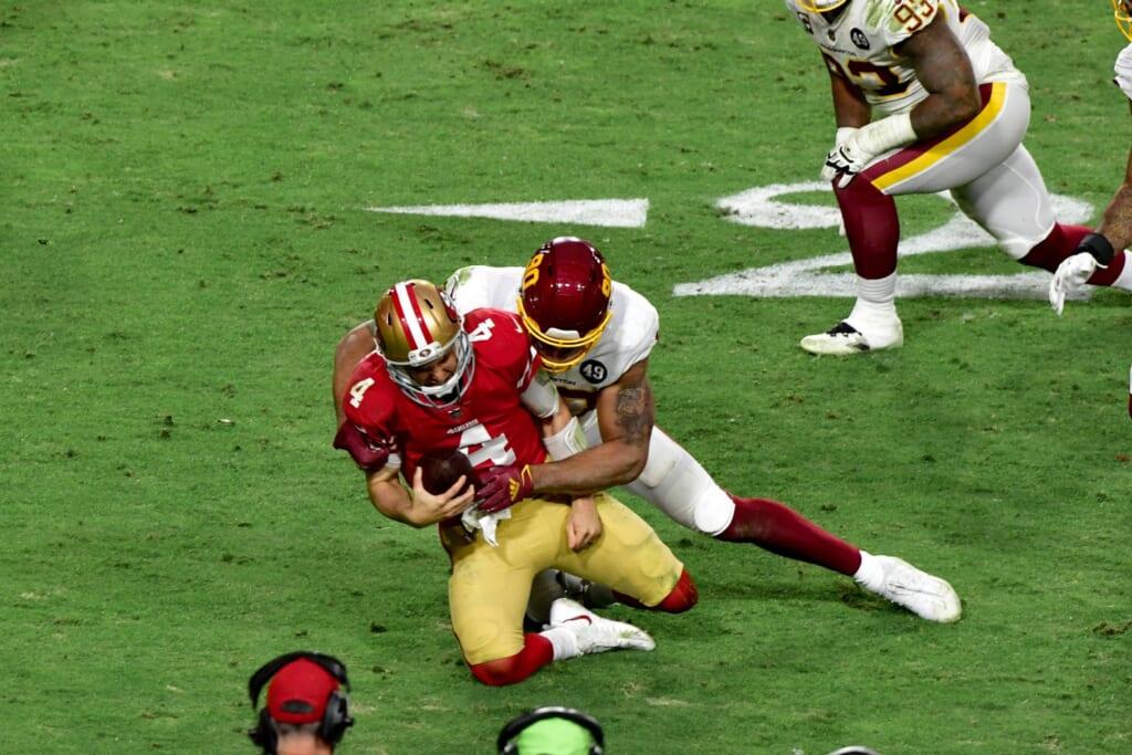 NFL Week 15: 49ers-Cowboys, Nick Mullens