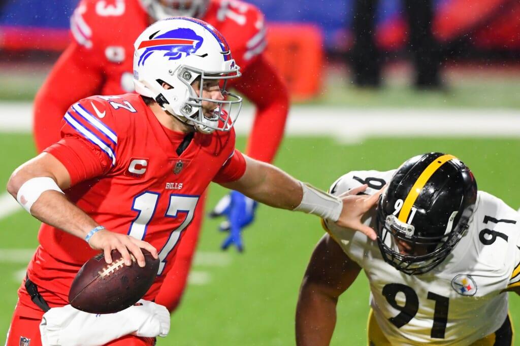 Buffalo Bills rumors: Why they should extend Josh Allen