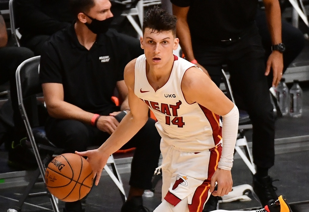 Can Heat guard Tyler Herro become a star?