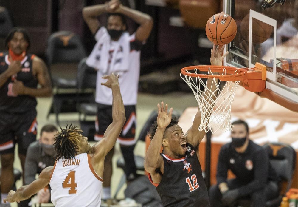 NBA mock draft: Greg Brown, Cavaliers