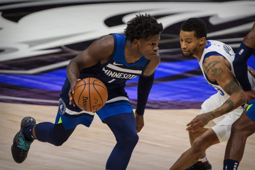 Can Minnesota Timberwolves rookie Anthony Edwards excel?