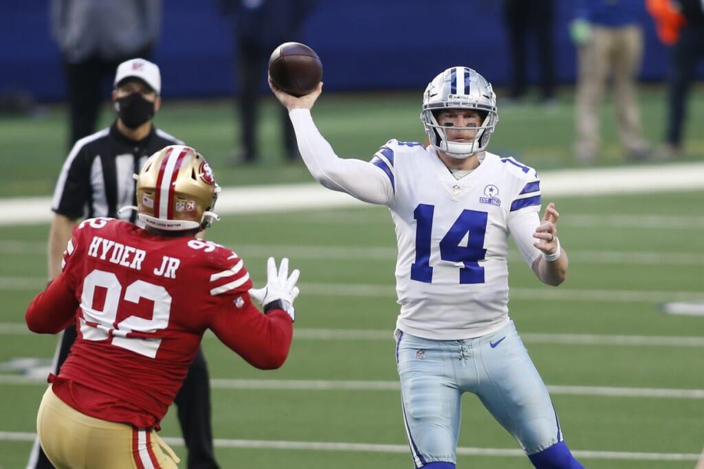 Cowboys rumors: Andy Dalton