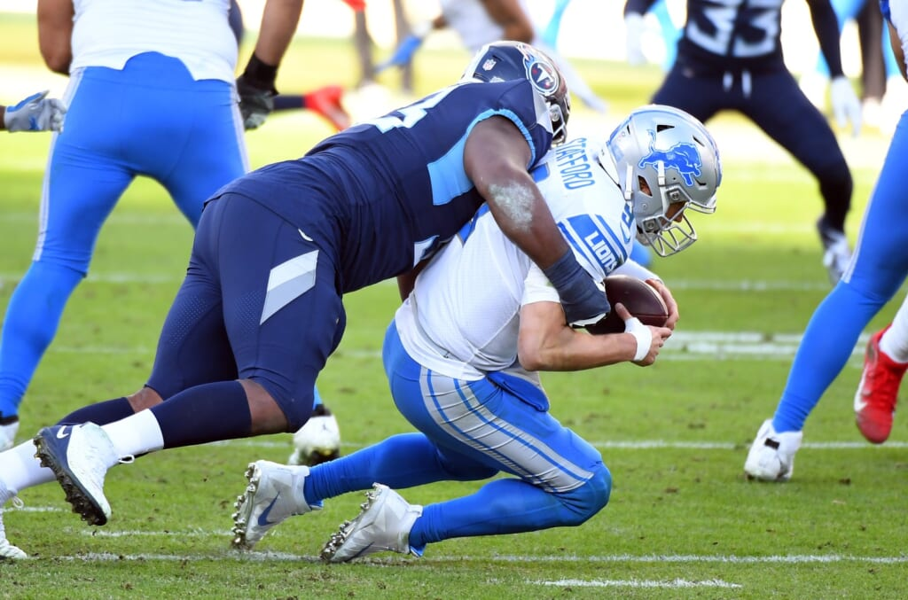 Will Matthew Stafford remain an NFL quarterback with the Lions?