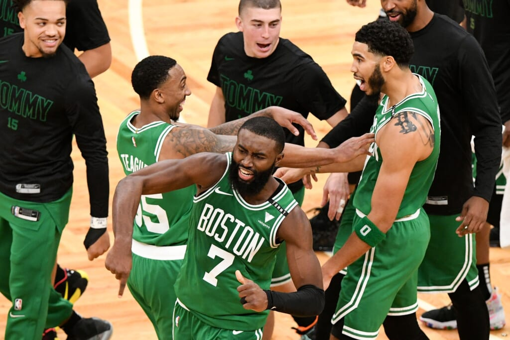 NBA TV ratings: Celtics star Jayson Tatum beats Bucks