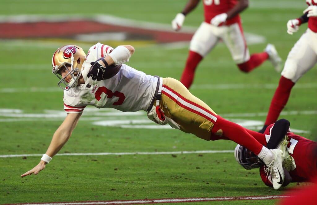 NFL Week 17 odds: Seahawks-49ers