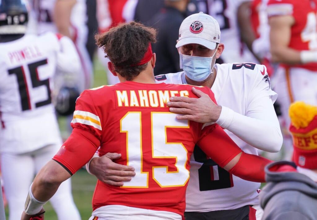 49ers news: Is a Matt Ryan trade a possibility?