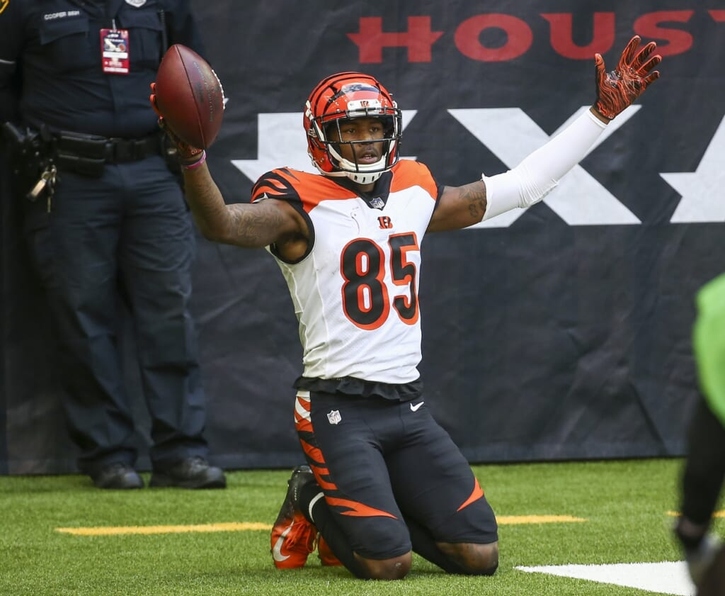 NFL Rookie of the Year: Bengals WR Tee Higgins