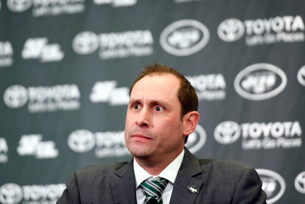 New York Jets rebuild: Fire Adam Gase