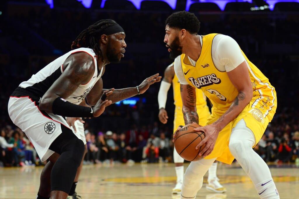 NBA power rankings: Lakers No. 1