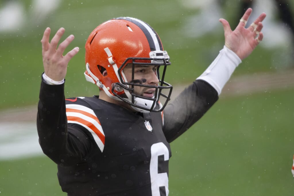Baker Mayfield future won't hinder Browns' rebuild either way