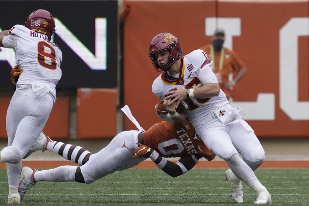 College football rankings: Iowa State