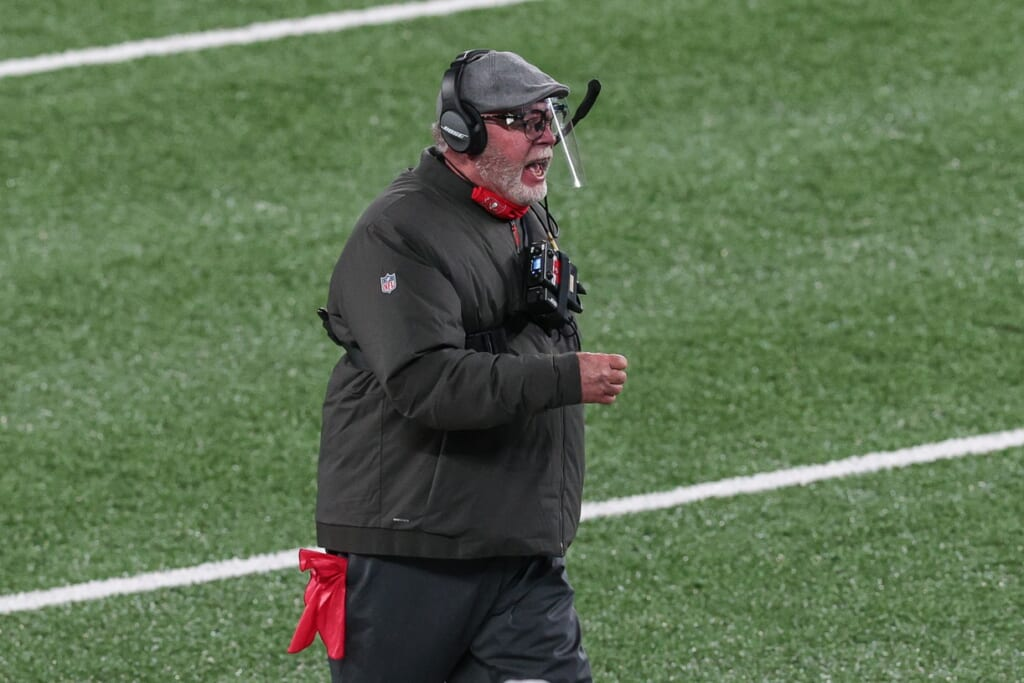 NFL head coaches losing credibility: Bruce Arians