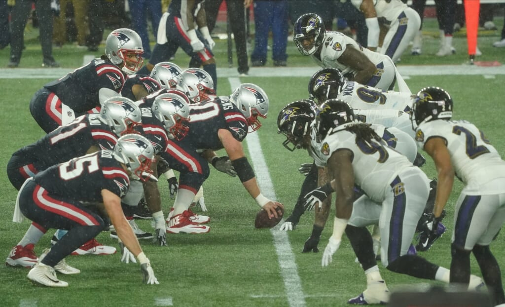 Patriots playoff chances: Tiebreaker over Ravens looms large
