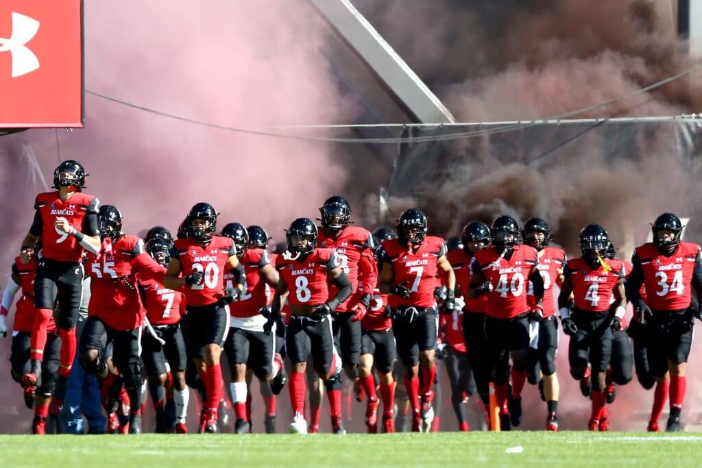 College Football rankings: Cincinnati