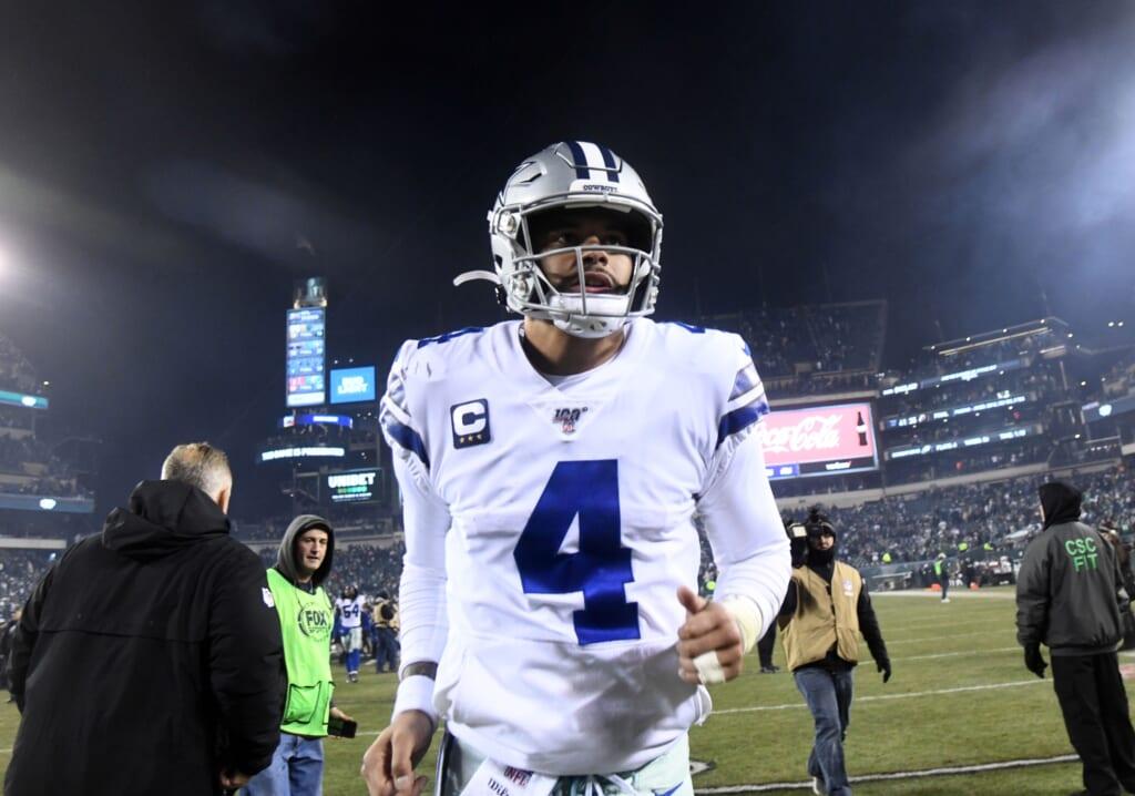 Indianapolis Colts quarterback 2021: Dak Prescott