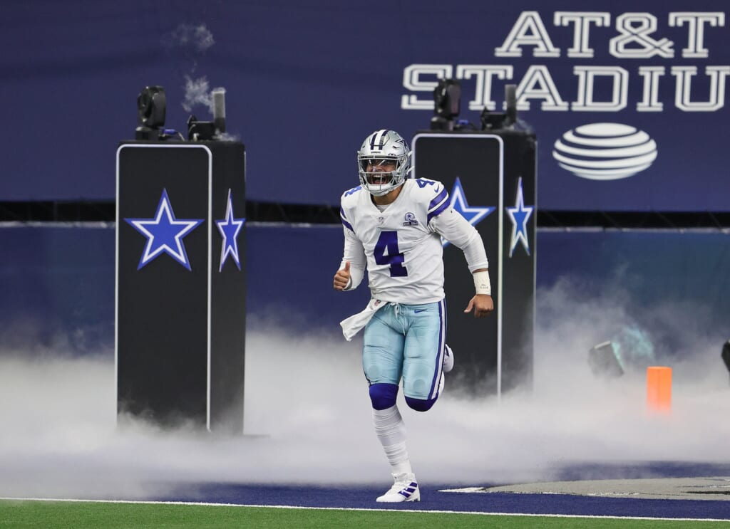 Could Dak Prescott become the Broncos news quarterback? Don't bank on it.