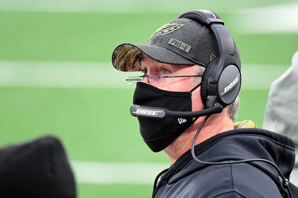 NFL head coaches losing credibility: Doug Pederson