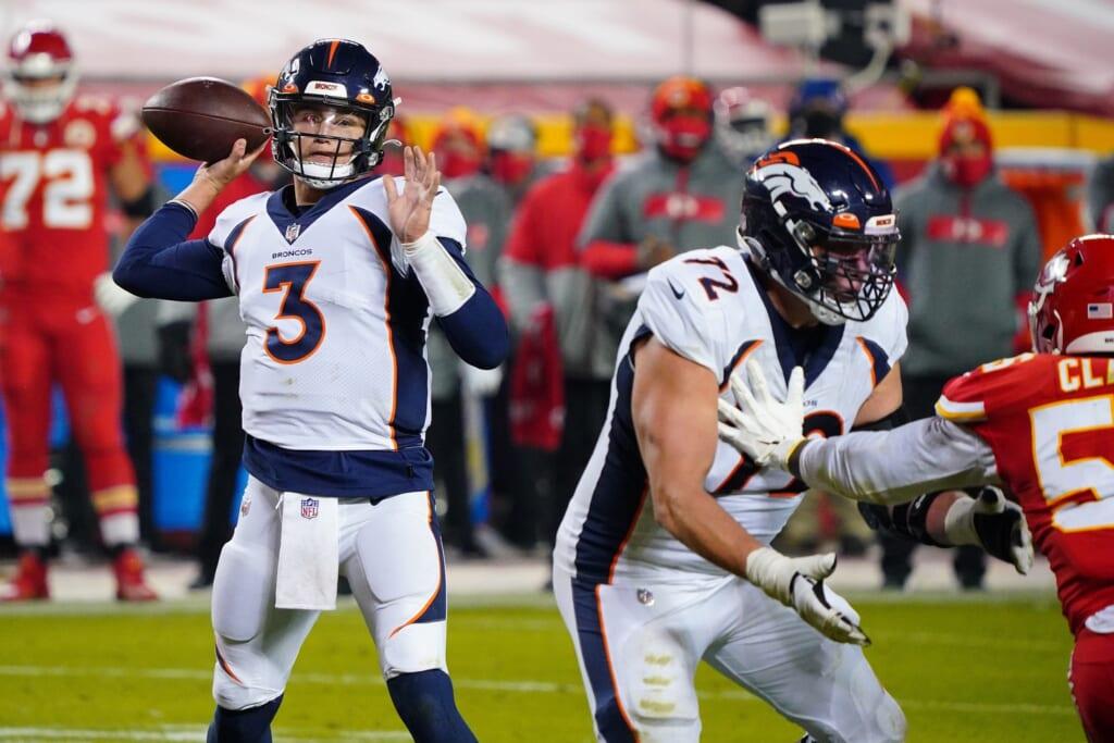 Drew Lock: Denver Broncos QB of the future?