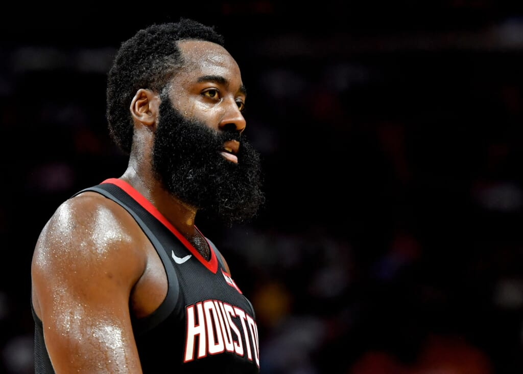 James Harden trade rumors: 76ers most logical destination?