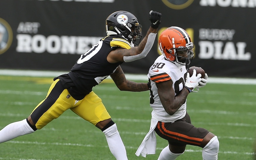 Can Cleveland Browns do enough to clinch AFC playoff spot?