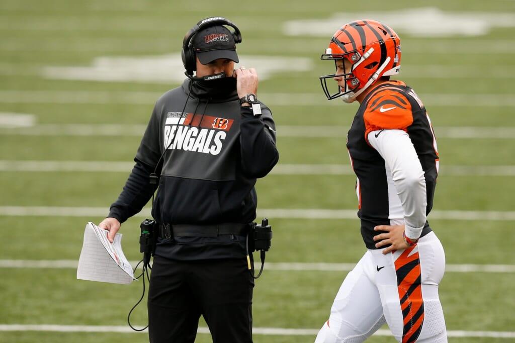 Cincinnati Bengals rebuild: Retain coach Zac Taylor