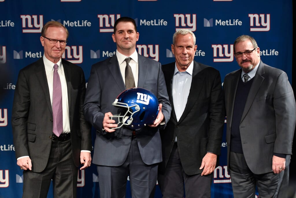 New York Giants rumors: Can Judge, Gettleman coexist?