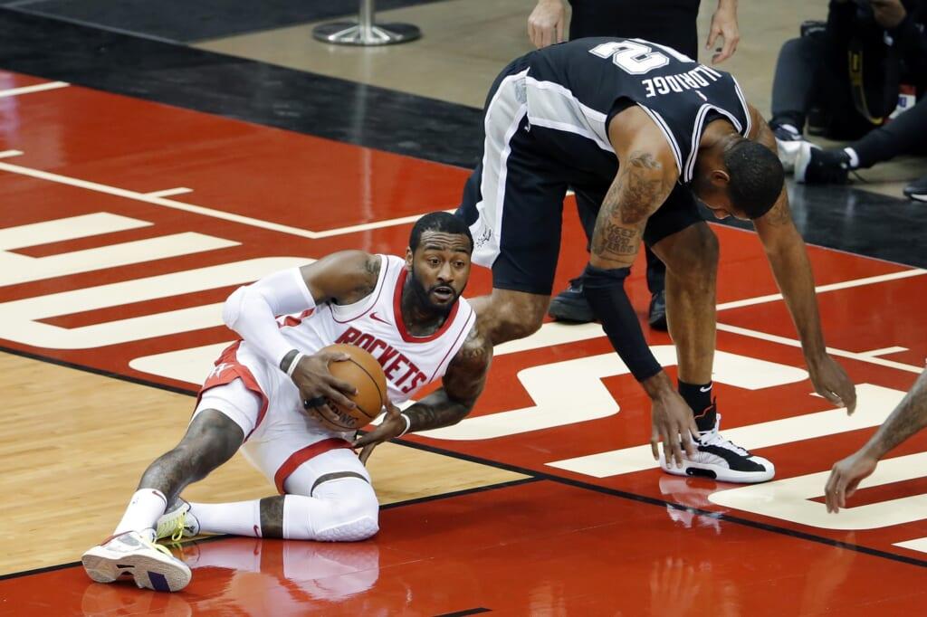 Rockets news: John Wall, DeMarcus Cousins among those out vs. Thunder