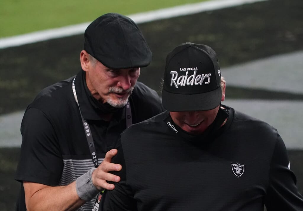 Johnny Manziel NFL fits: Jon Gruden, Mike Mayock and the Raiders