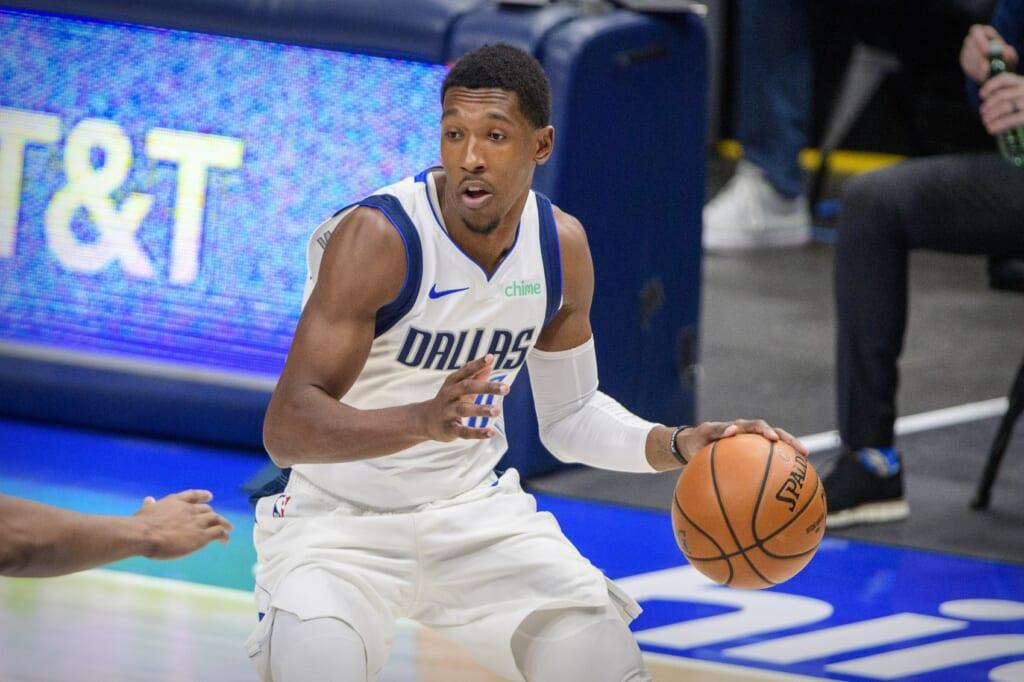 Dallas Mavericks NBA opening night shooting guard: Josh Richardson