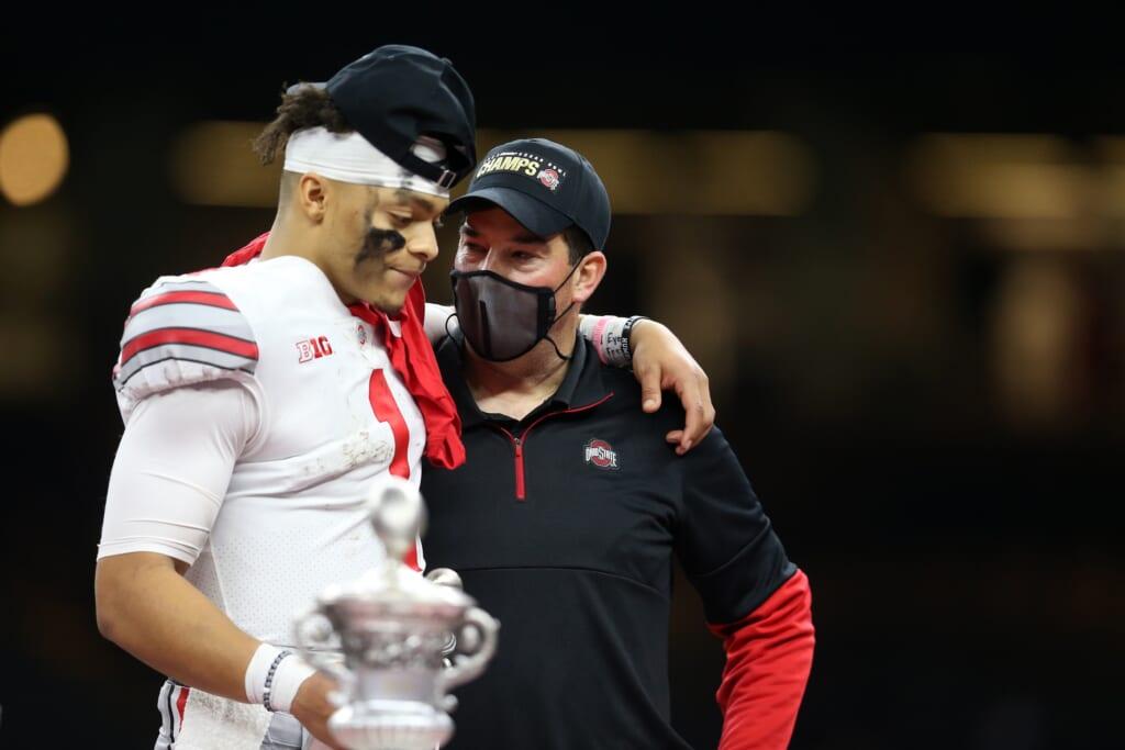 College football rankings: Ohio State Buckeyes