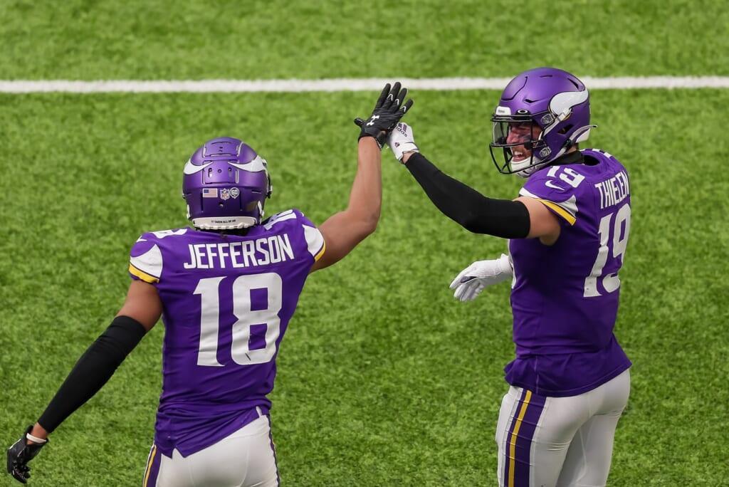 NFL betting futures: Vikings' ship full steam ahead
