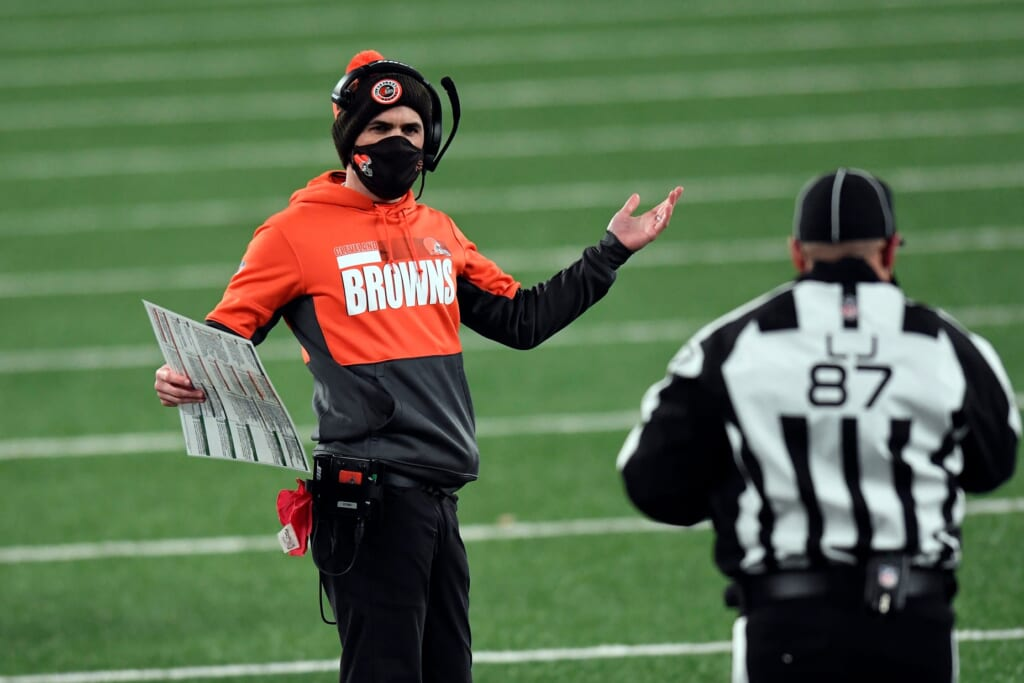 NFL Coach of the Year 2020 candidates: Kevin Stefanski, Cleveland Browns