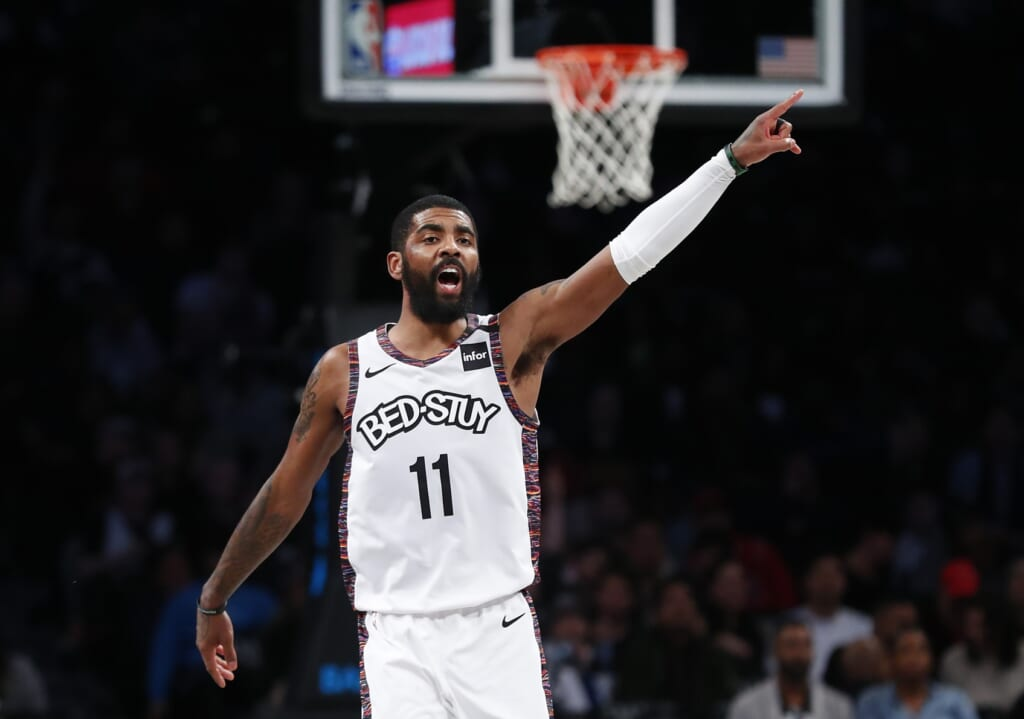 Brooklyn Nets news: Kyrie Irving, team fined for superstar's defiance