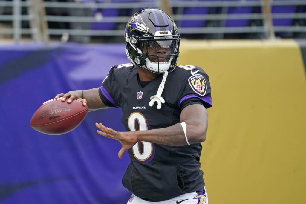 NFL Week 17 odds: Bengals-Ravens