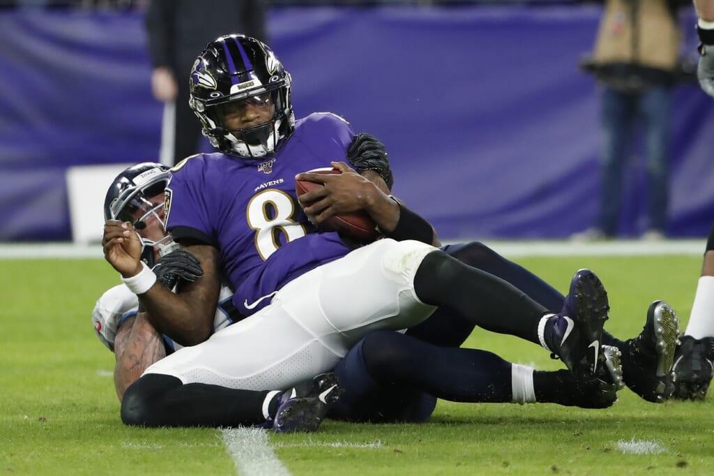 NFL Week 16: Giants-Ravens
