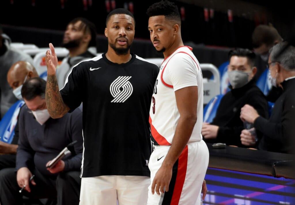 NBA Vegas odds: Portland Trail Blazers