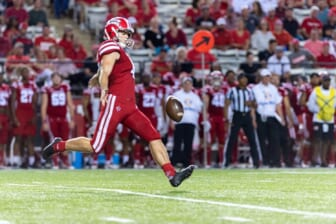 Louisiana long snapper nearly costs Ragin' Cajuns game