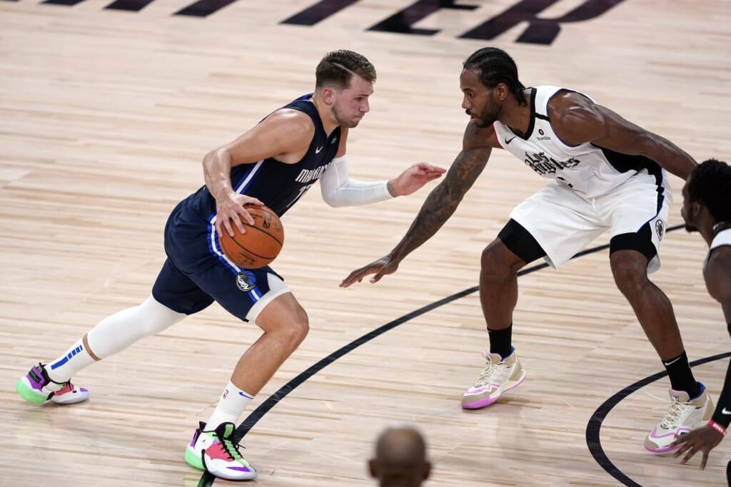 NBA playoff predictions: Luka Doncic, Mavs get revenge on Kawhi's Clippers