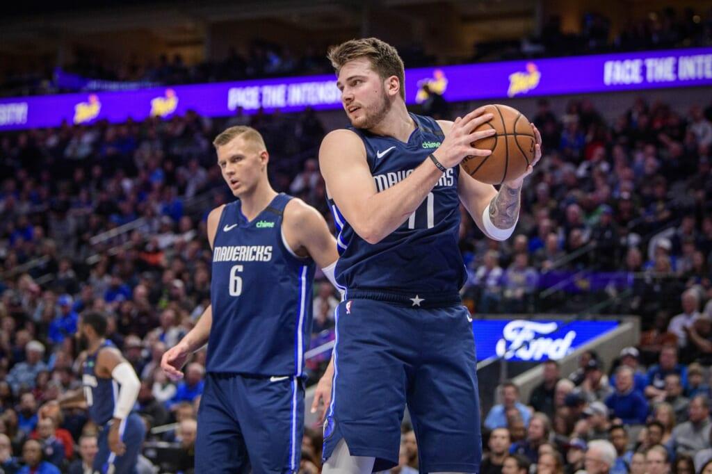 NBA Vegas odds: Dallas Mavericks