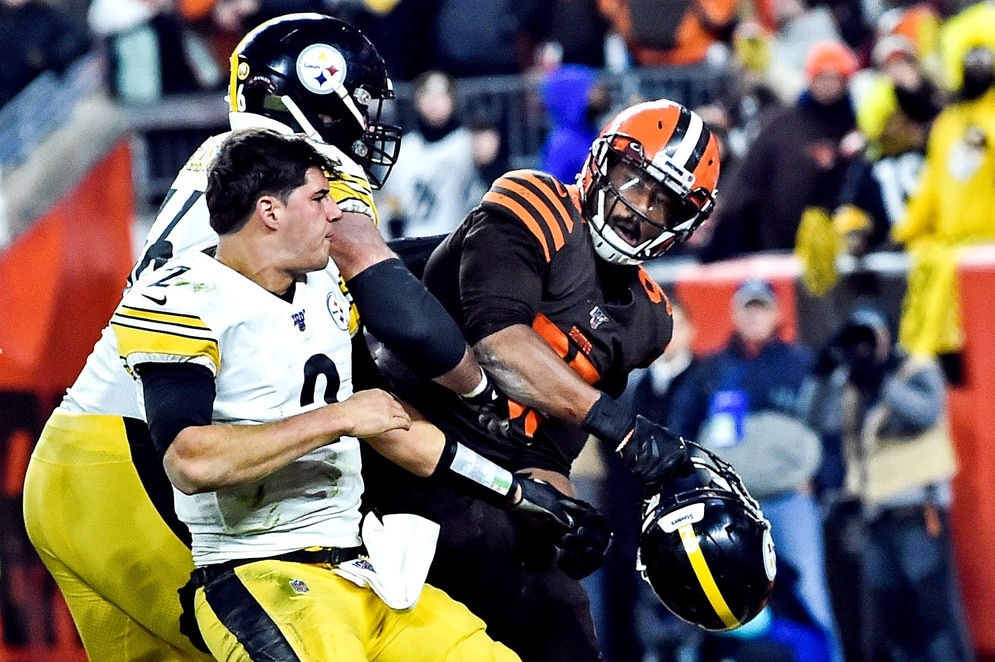 Steelers news: Mason Rudolph vs. the Browns again