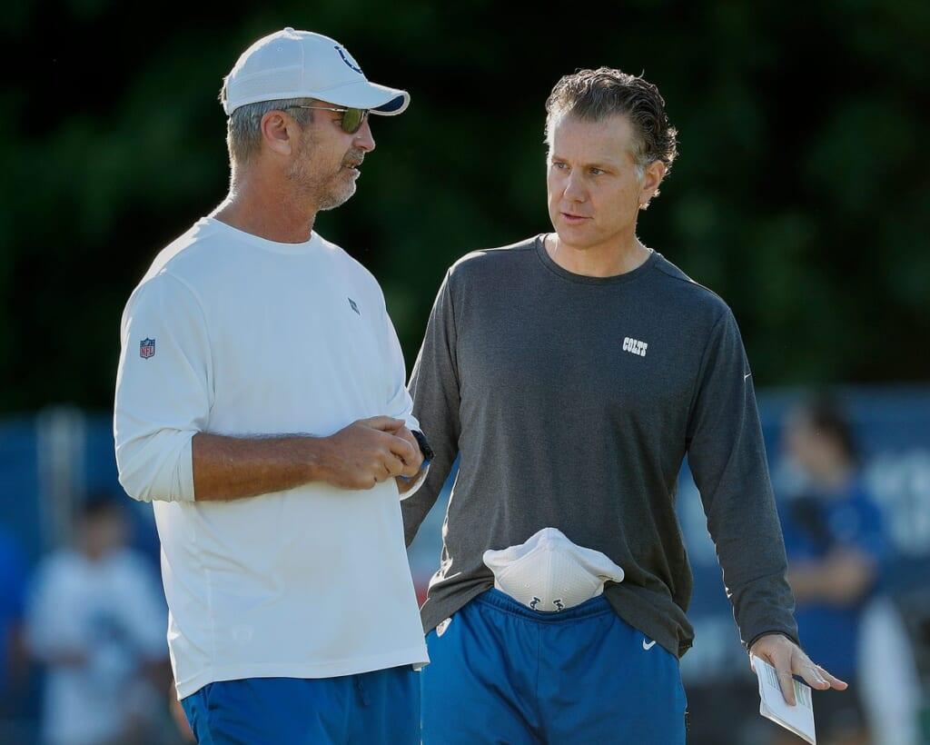 Richard Sherman free agency: Colts, Matt Eberflus an ideal fit