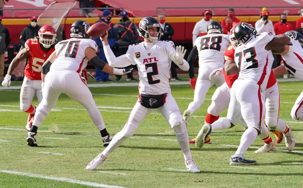 Indianapolis Colts quarterback 2021: Matt Ryan