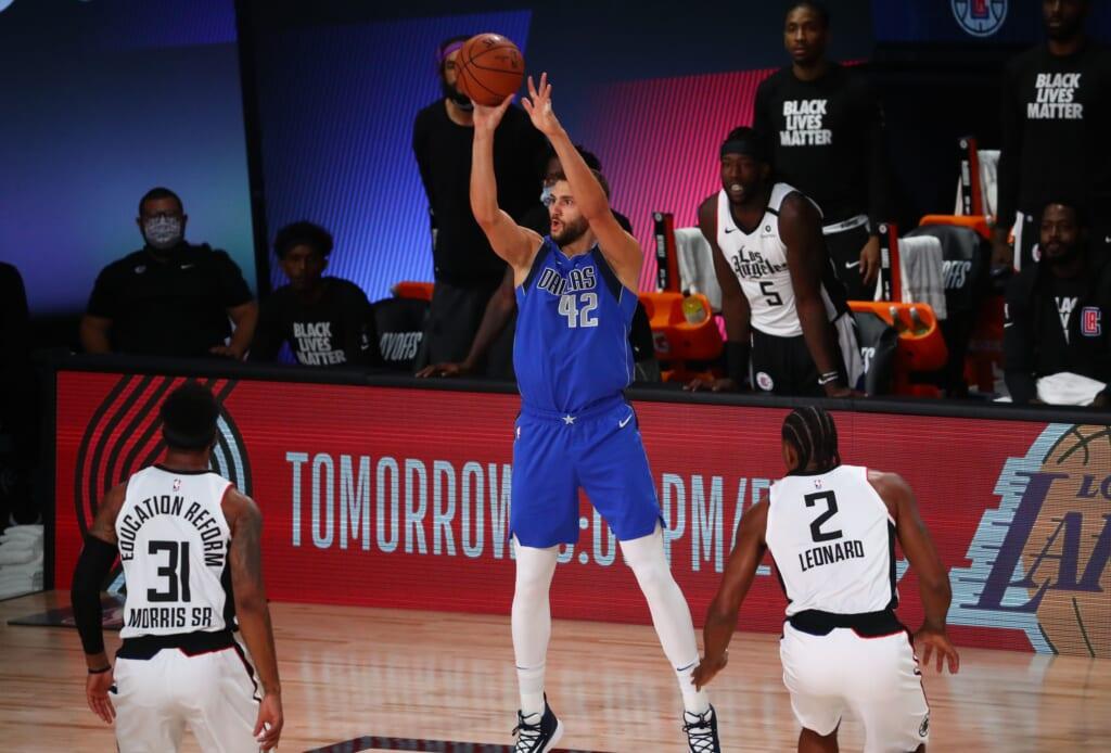 Dallas Mavericks NBA opening night power forward: Maxi Kleber