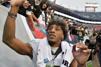 New Orleans Saints reportedly willing to trade Michael Thomas despite steep cost