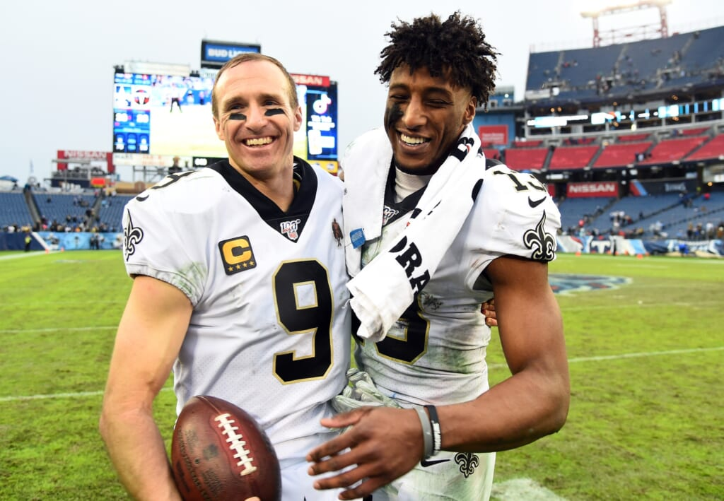 New Orleans Saints news: Will Michael Thomas, Drew Brees be right for Super Bowl run?