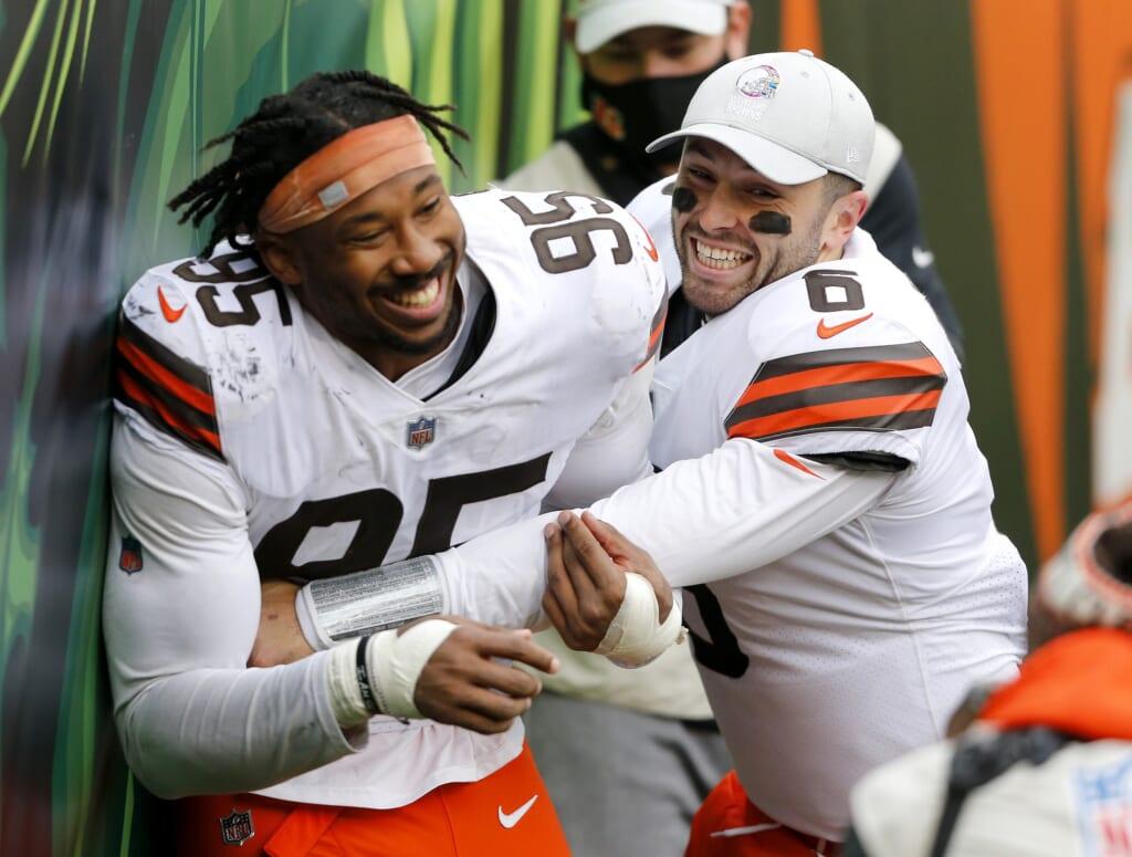 Myles Garrett: Massive impact on Cleveland Browns' turnaround