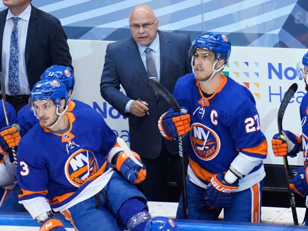 New York Islanders: Barry Trotz on NHL bubble