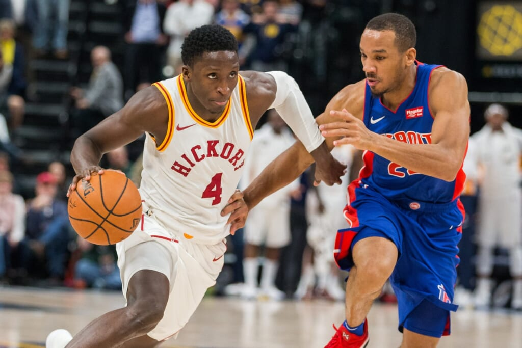 Victor Oladipo trade destinations: Detroit Pistons