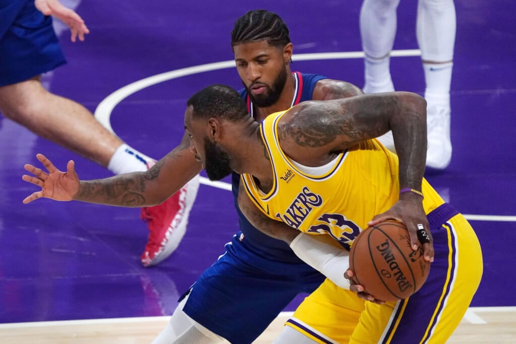 Los Angeles Clippers net huge NBA opening night win over Lakers